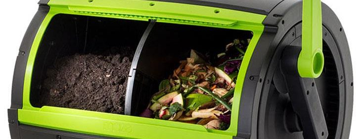 Myth #46: Compost tumblers make compost in two weeks